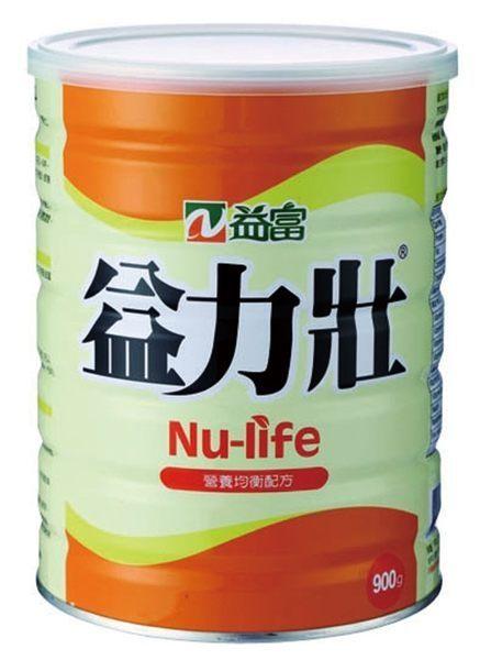 【益富】益力壯 900g/瓶*6瓶