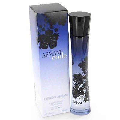 香水1986☆Giorgio Armani Code 亞曼尼密碼女性淡香水迷你小香 5ml 分裝瓶