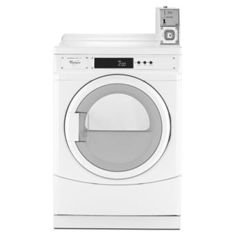 Whirlpool 惠而浦 12KG商用投幣式滾筒乾衣機 CED8990XW  /智慧乾衣設計/節能省電設計