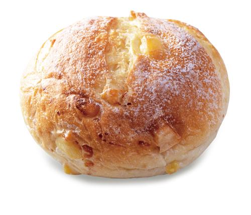 【奇美歐式麵包】核桃起士麵包