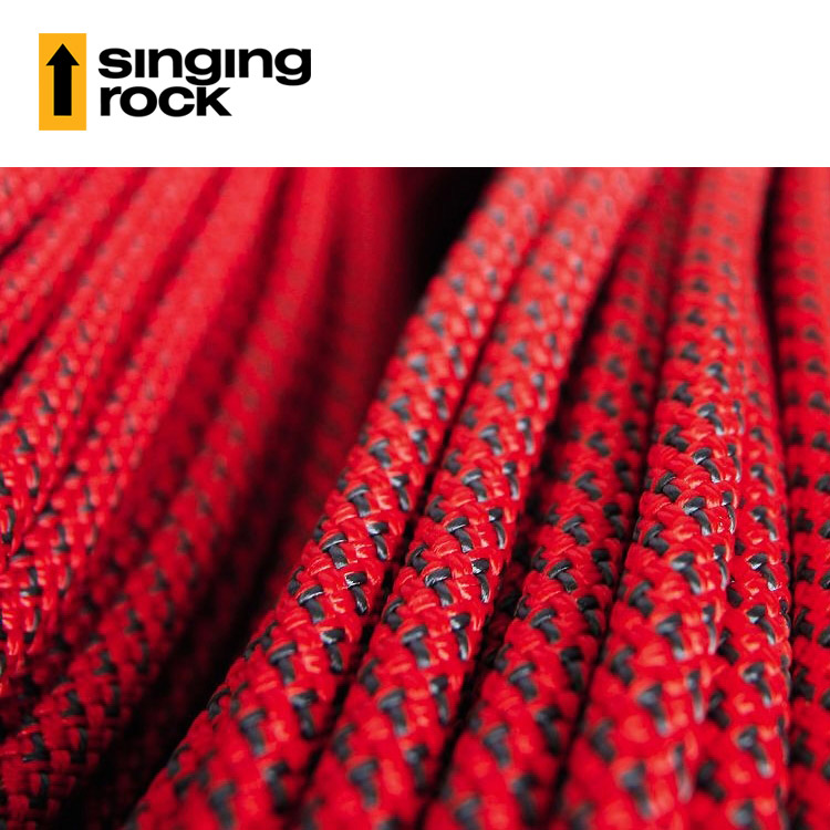 Singing Rock 7.9mm動態繩L3020 GEMINI 7.9 (拆裝單位:1m) / 城市綠洲 (捷克品牌、攀岩、繩索、極限運動)