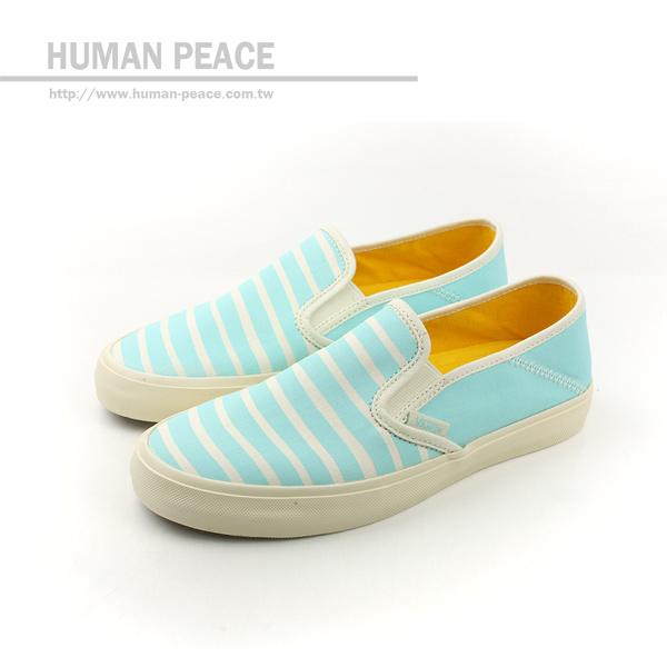 VANS Slip-On 懶人鞋 水藍 女款 no413