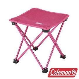 Coleman 輕便摺疊凳/洋紅/CM-21985