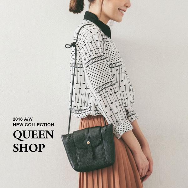 Queen Shop【06070211】正反造型斜背包 兩色售*現貨+預購*