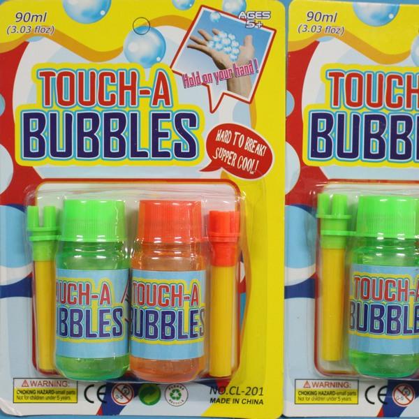 不破泡泡水 CL-201 吹泡泡水(大)/一卡2瓶入{促50}~CF115769