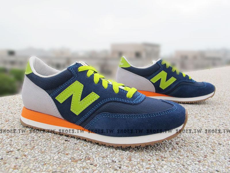 [24.5cm]《超值4折》Shoestw【CW620AI】NEW BALANCE 620 復古慢跑鞋 麂皮 深藍綠 女生