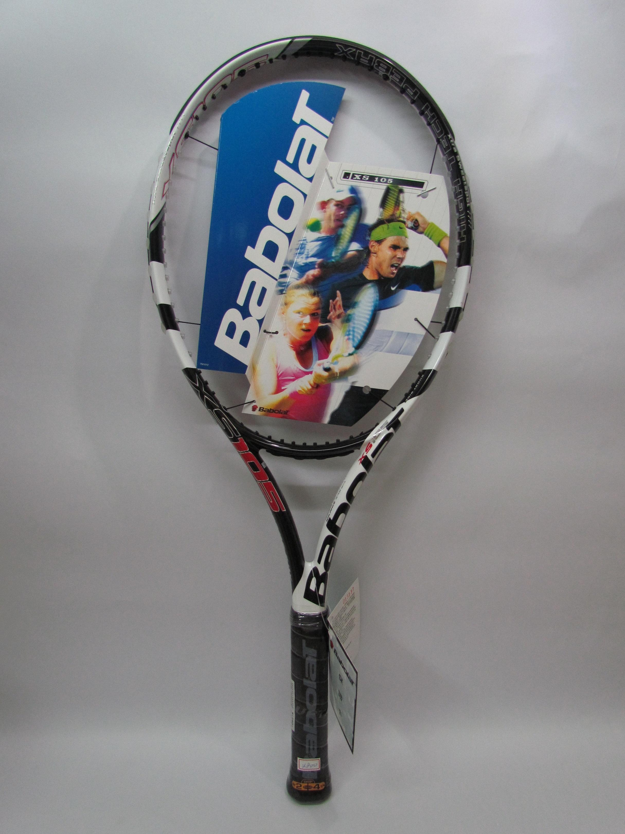 Babolat專業網球拍  XS 105