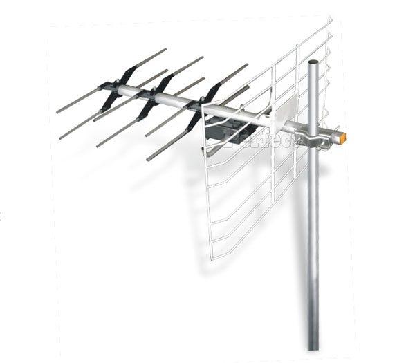 【聖岡】 鐵窗型矩陣式 數位電視 天線(弱訊號區專用) DX-5A **免運費**