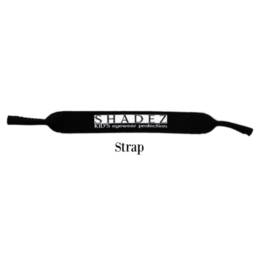 瑞士 SHADEZ 兒童太陽眼鏡固定帶(S,M)--黑色