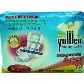 優麗潔小天使衛生棉日用 12片/包【DR422】◆德瑞健康家◆