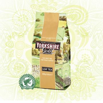 Yorkshire約克郡 黃金混合紅茶 雨林聯盟認證 (散茶250克)