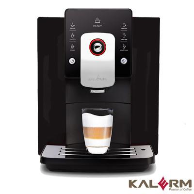 【KALERM 咖樂美】全自動咖啡機 KLM1601 (黑)