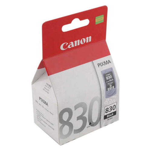 CANON PG-830 原廠黑色墨水匣 適用 iP1880
