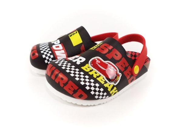 EMMA商城~童鞋/Disney迪士尼閃電麥坤Cars賽車款氣墊休閒鞋.懶人鞋16-20號