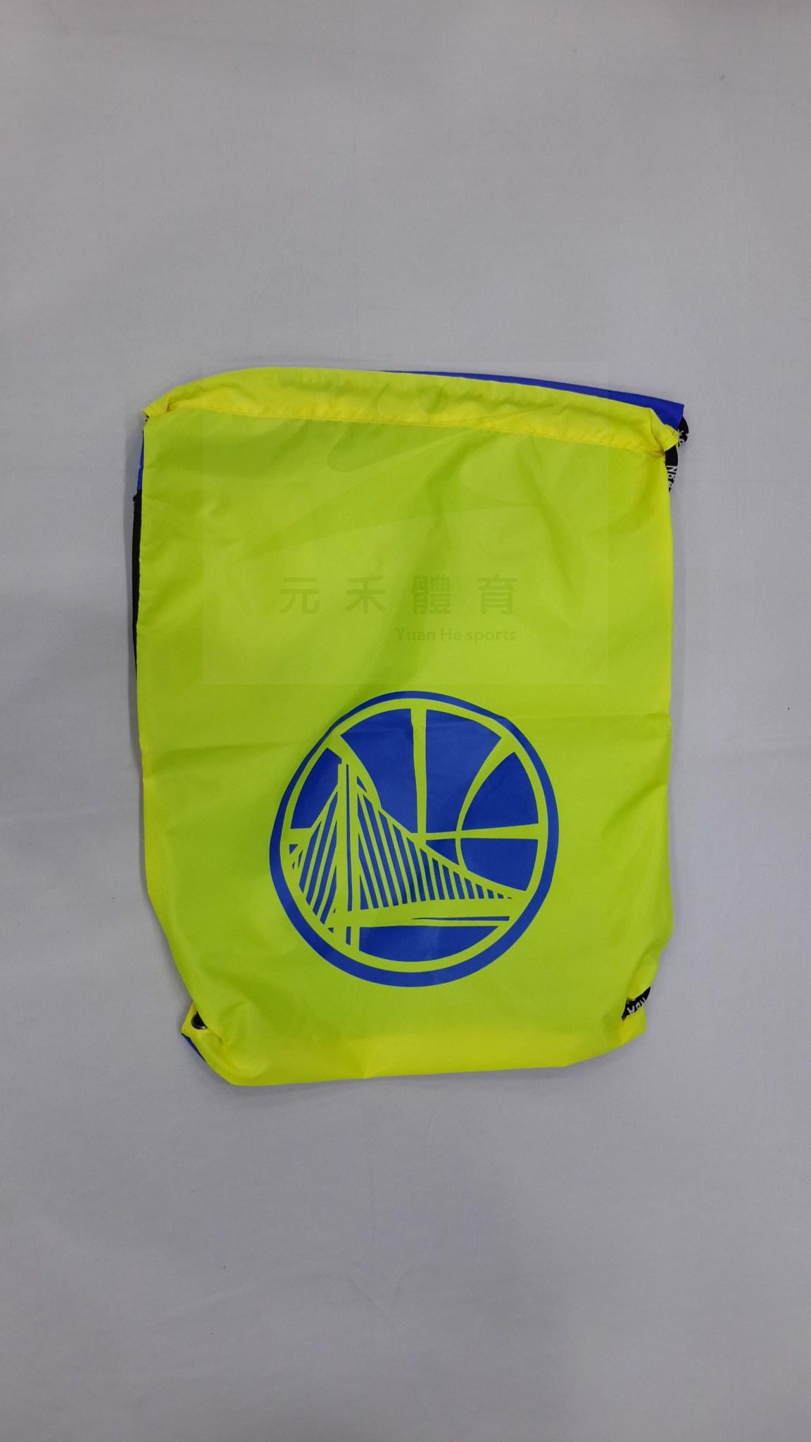元禾〉NBA 勇士隊 抽繩袋 8461401-023