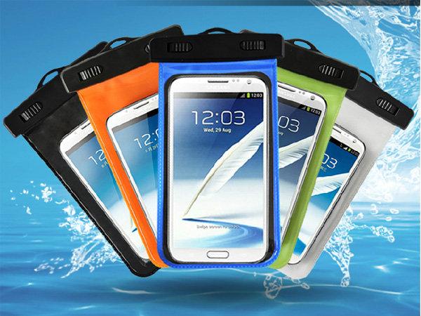 ~斯瑪峰數位~ 正品保證 今夏手機必備防水袋套3.5~5.5寸可使用 iPhone6 plus 三星S6 Edge A7 HTC M9 M8 M7 SONY Z1 Z2 Z3 Z4 華碩 zenfone2/5/6 手機套可參考