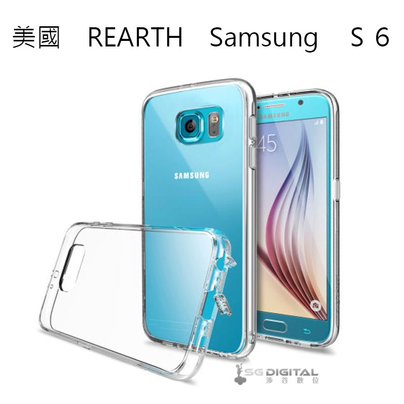 美國REARTH 三星Samsung Galaxy S6 / S6 Edge NOTE4 A7 一體成形防塵保護殼套