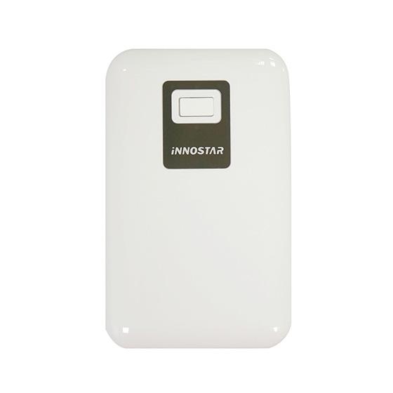 【行動電源】iNNOSTAR PC5588 馬卡龍繽紛色系移動電源(5500mAh)(白)公司貨