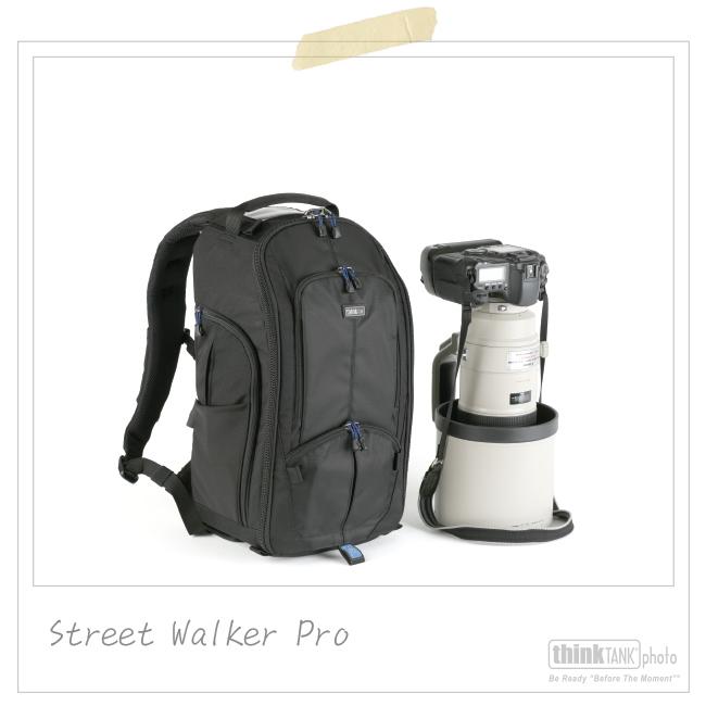 Think Tank ThinkTank  創意坦克  彩宣公司貨 StreetWalker Pro477 健行者後背包  彩宣公司貨 (SW477)