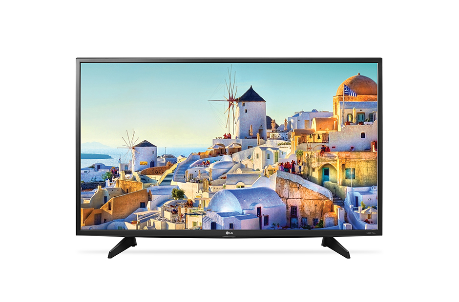 LG UHD 電視 43'' UH610T
