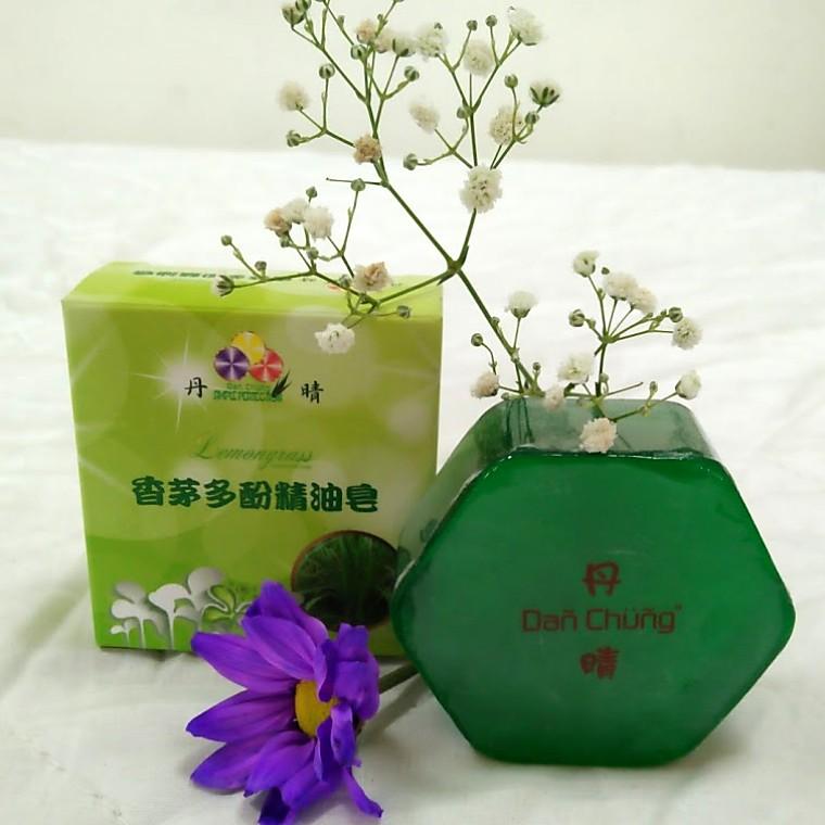 香茅多酚天然精油皂100g【丹晴皂來好運站】