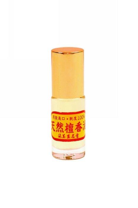 施美玉 L021天然檀香油