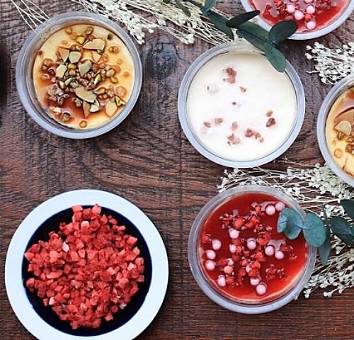 【CU獨家限定】草莓+黑糖起士蛋糕6入組 (1.5吋) | 綜合禮盒組 手工杯子起士蛋糕 下午茶甜點