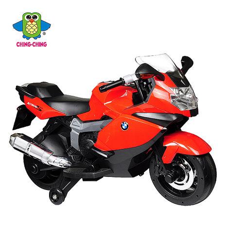 親親 BMW原廠授權 電動摩托車 (白色、紅色) RT-283(顏色隨機出貨)【德芳保健藥妝】
