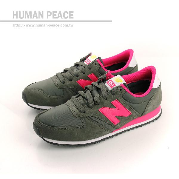 NEW BALANCE 420系列 休閒鞋 墨綠 女款 no694