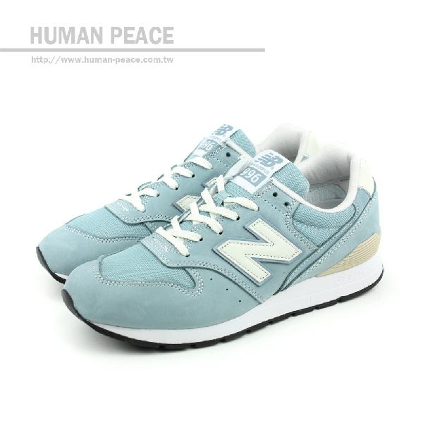 NEW BALANCE 996系列 休閒鞋 藍灰 男女款 no739
