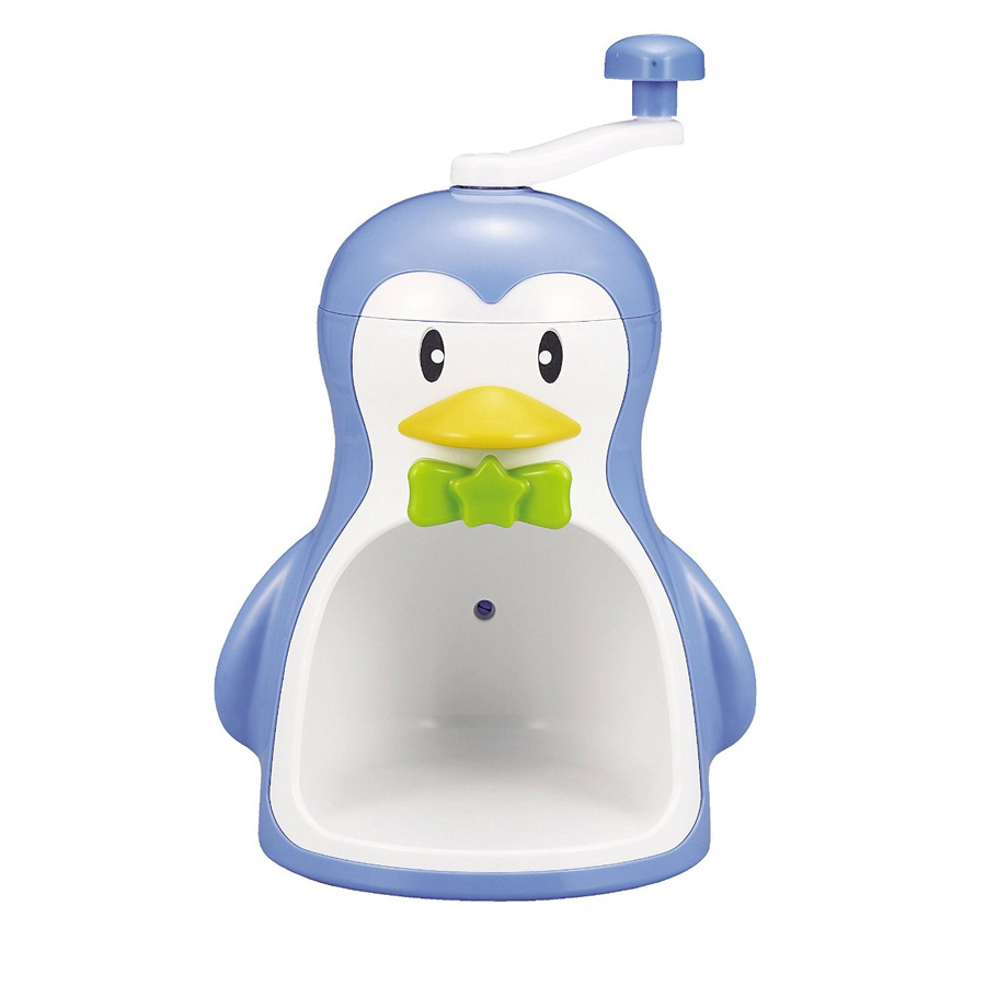 日本 Pearl Life  企鵝 製冰器 日本製 刨冰機 日本原裝