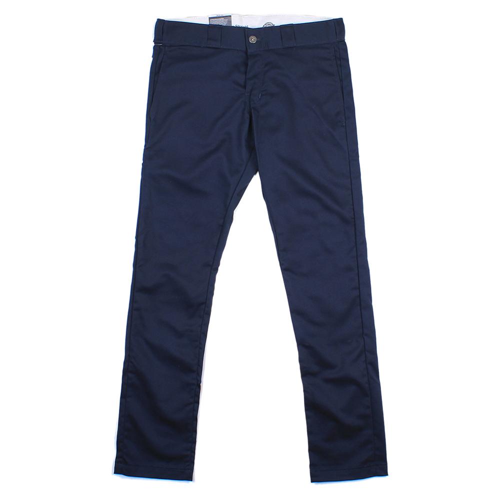 【EST】美版 DICKIES WP810 SLIM FIT WORK PANTS 窄版 工作褲 [DK-5006-086] 深藍 W28~36 F0108