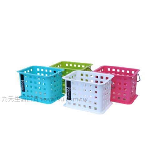 【九元生活百貨】聯府 P2-0121 小風格手提籃 置物 收納 P20121