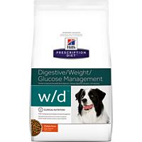 Hill's希爾思處方飼料│消化/體重/血糖處方 犬用w/d 狗WD 27.5LB/27.5磅 (似皇家處方DS37)