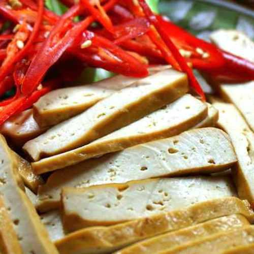 〝 713厝〞滷豆干 150克(2~3人份)- 滷味 美食 消夜 聚餐 下酒菜 炒菜 火鍋料 麻辣火鍋料