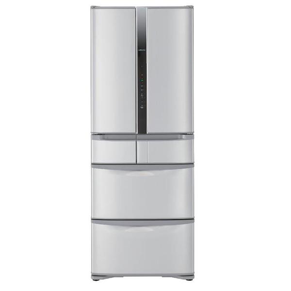★預購4月底到貨★【日立HITACHI】日本原裝變頻475L。六門電冰箱。星燦不鏽鋼(RSF48FJ/RSF48FJ_SH)
