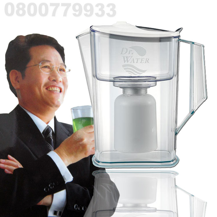 貴夫人強力濾水壺Dr. Water【3期0利率】【本島免運】