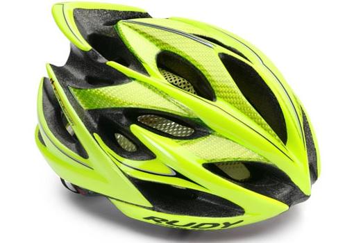 【7號公園自行車】RUDY PROJECT WINDMAX 頂級自行車安全帽(螢光綠)