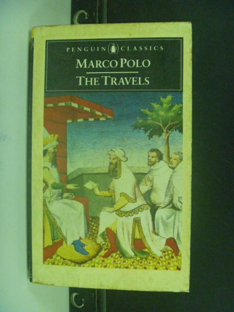 【書寶二手書T7/原文小說_NLR】Travels of Marco Polo_Letham