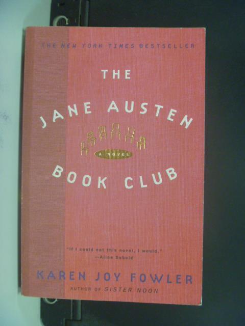 【書寶二手書T8/原文小說_OFM】The Jane Austen Book_Karen Joy Fowler