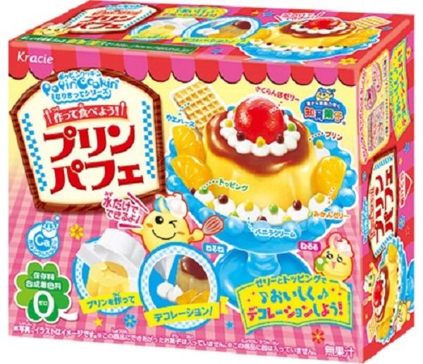 *非buy不可* 日本kracie popin cookin 知育菓子 共19款  布丁達人(保存期至2017.01)