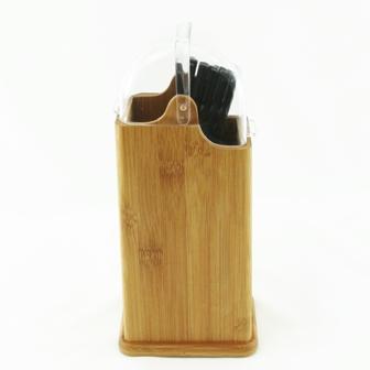 【珍昕】 菊川本味 竹筷筒(12X8.3X27.5 cm)