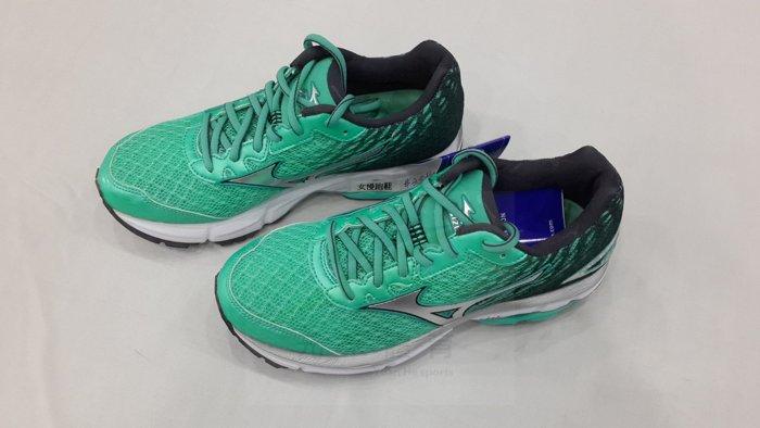 元禾〉MIZUNO女 慢跑鞋 WAVE RIDER19 (W) 系列 J1GD160319