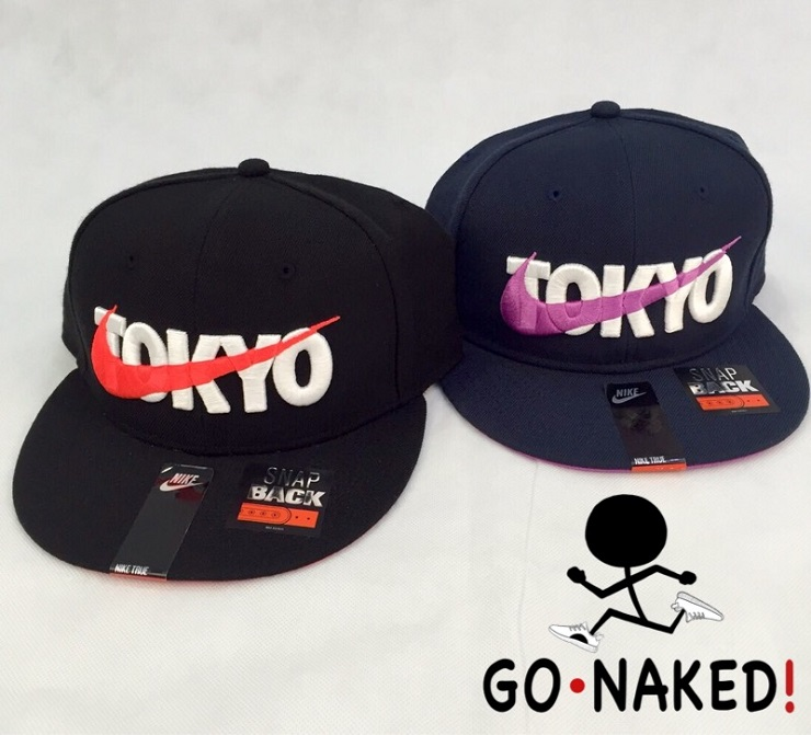 Nike Tokyo 東京限定 棒球帽