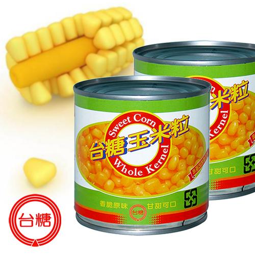 台糖 玉米粒罐頭(340gx3罐)