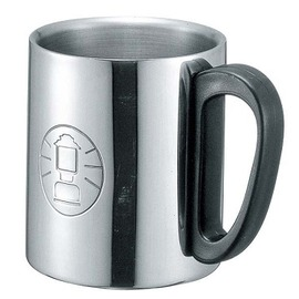 Coleman 美國   不鏽鋼斷熱杯 不鏽鋼保溫杯300C.C.-黑色   秀山莊(CM-5023)