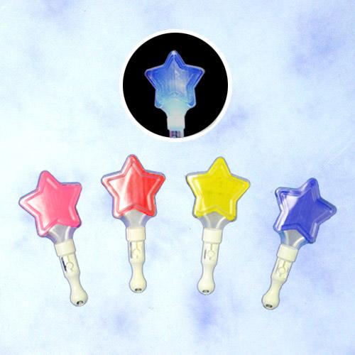 X射線【W274479】可愛閃亮星星棒(不挑款),萬聖節/派對用品/尾牙表演/角色扮演/武器/精靈/魔法棒/指揮棒/發光棒