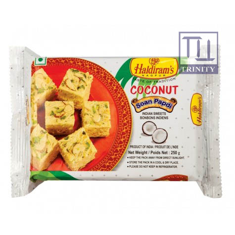 Soan Papdi  (Coconut) 印度酥糖 (椰子口味)