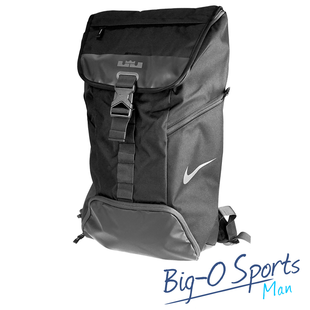 NIKE 耐吉 LEBRON MAX AIR AMBASSADOR BACKPACK  運動後背包 BA5111011 Big-O Sports