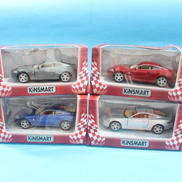 積架 jaguar xk coupe合金車 1:36 模型車 KT5321 迴力車 汽車模型(紅盒)/一台入{促199}